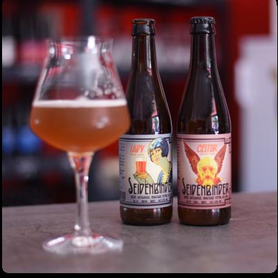 Couple bières Seidenbinder